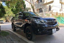Bán Mazda BT 50 2.2L 4x4 MT đời 2016, màu đen, nhập khẩu   giá 490 triệu tại Hà Nội