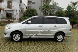 Cần bán Toyota Innova 2012, màu bạc số tự động xe còn mới lắm giá 455 triệu tại Thái Nguyên