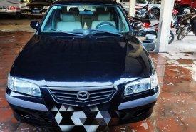 Bán Mazda 626 năm sản xuất 2002, màu đen, xe nhập giá 140 triệu tại Hà Nội