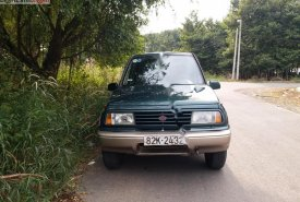 Cần bán lại Suzuki Vitara JLX sản xuất 2005, màu xanh lam, 165tr giá 165 triệu tại Bình Dương