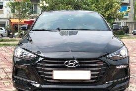 Bán Hyundai Elantra Sport Turbo 1.6 AT đời 2018, màu đen, 708 triệu giá 708 triệu tại Hà Nội