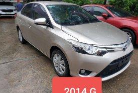 Cần bán gấp xe cũ Toyota Vios 1.5G 2014, số tự động giá 435 triệu tại Hà Nội