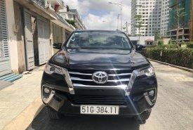 Cần bán Toyota Fortuner đời 2018, màu đen, nhập khẩu chính hãng giá 1 tỷ 60 tr tại Tp.HCM