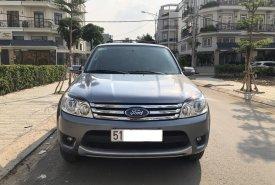 Cần bán xe ford Escape XLT AT 2 cầu màu xám model 2010, đã đi 50000 km giá 395 triệu tại Tp.HCM