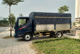Cần bán JAC HFC N350 (3T5), trả trước 131tr nhận xe đời 2020, màu xanh lam giá 453 triệu tại Tp.HCM