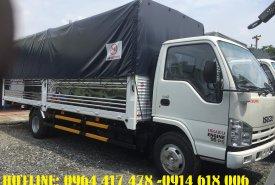 ISUZU 1T9 thùng dài 6m2, giá tốt, hỗ trợ vay cao giá 515 triệu tại Tp.HCM