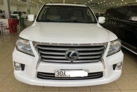 Lexus LX570 nhập Mỹ,màu trắng,đăng ký 2015,xe siêu đẹp,biển Hà nội, giá 4 tỷ 200 tr tại Hà Nội