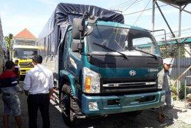 xe tải chiến thắng 7 tấn 2 thùng mui bạt giá 477 triệu tại Bình Dương