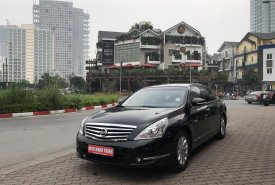 Cần bán Nissan Teana 2.0 AT đời 2010, màu đen, xe nhập, chính chủ giá 439 triệu tại Hà Nội