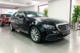 Xe đã qua sử dụng chính hãng Mercedes E200 2020 siêu lướt giá giảm sốc giá 1 tỷ 920 tr tại Hà Nội