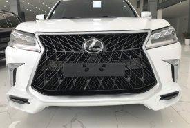 Bán Lexus LX 570 Super Sport S bản xuất Mỹ tiêu chuẩn cao nhất, xe sản xuất 2018 đăng ký một chủ từ đầu mới lăn bánh hơn giá 8 tỷ 250 tr tại Hà Nội