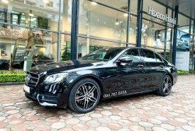 Xe Mercedes E300 AMG đời 2020, màu đen giá 2 tỷ 590 tr tại Hà Nội