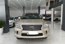 Lexus LX 570 nhập Mỹ, màu vàng, nội thất kem, đăng ký 2016, xe siêu đẹp, biển Hà Nội giá 4 tỷ 250 tr tại Hà Nội