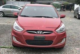 Cần bán lại xe Hyundai Accent 1.4AT 2014, màu đỏ, xe nhập giá 430 triệu tại Hà Nội