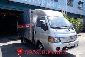 Xe tải JAC dưới 1 tấn X99 990kg máy xăng, thùng dài 3.2m giá 250 triệu tại Tp.HCM