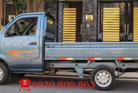 Xe tải nhỏ Dongben 870kg màu xanh, thùng dài 2.4m giá 159 triệu tại Tp.HCM