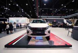 Bán xe Mitsubishi Attrage CVT đời 2021, màu trắng, nhập khẩu Thái, 460 triệu giá 460 triệu tại Tp.HCM