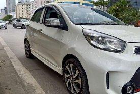 Bán Kia Morning Si MT năm 2017, màu trắng, xe nhập chính chủ giá 295 triệu tại Hà Nội
