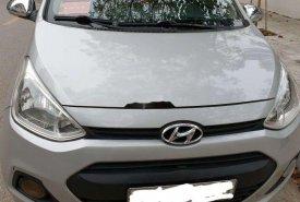 Cần bán lại xe Hyundai Grand i10 2015, màu bạc, nhập khẩu giá 185 triệu tại Hà Nội