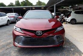 Toyota Camry 2.5Q 2020 màu đỏ, giao xe chỉ với 400 triệu trả trước giá 1 tỷ 235 tr tại BR-Vũng Tàu