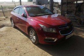Cần bán xe Chevrolet Cruze MT năm sản xuất 2017, màu đỏ số sàn giá 410 triệu tại Ninh Thuận