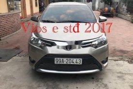 Bán ô tô Toyota Vios AT đời 2017, màu vàng cát, giá 460 triệu giá 460 triệu tại Hải Dương