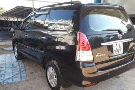 Cần bán Toyota Innova sản xuất 2009, màu đen, 350 triệu giá 350 triệu tại Tp.HCM