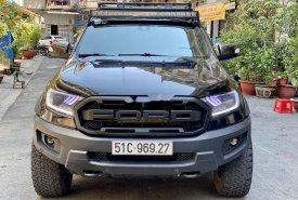 Bán xe Ford Ranger sản xuất năm 2017, màu đen, nhập khẩu nguyên chiếc giá 860 triệu tại Tp.HCM