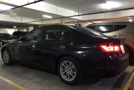 Bán BMW 3 Series 2012, màu đen, nhập khẩu giá 695 triệu tại Tp.HCM