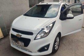 Cần bán xe Chevrolet Spark AT năm 2014, màu trắng số tự động giá 189 triệu tại Tp.HCM