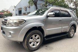 Bán Toyota Fortuner 2009, màu bạc số sàn, giá tốt giá 525 triệu tại Hà Nội