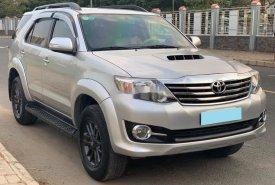 Cần bán gấp Toyota Fortuner sản xuất năm 2016 số sàn giá cạnh tranh giá 746 triệu tại Tp.HCM