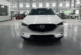 Bán Mazda CX 5 Signature 2WD năm sản xuất 2020, màu trắng giá 1 tỷ 19 tr tại Khánh Hòa