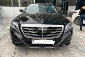 Bán Mercedes S500 Maybach, model và đăng ký 2016, màu đen, nhập Mỹ, xe lăn bánh 20.000 Km cực mới giá 4 tỷ 900 tr tại Hà Nội