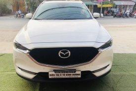 Ưu đãi giá mềm với chiếc Mazda CX 5 2.5AT, sản xát 2018, màu trắng, giao xe nhanh giá 835 triệu tại Bình Dương