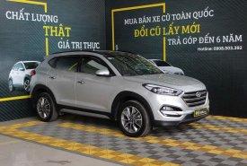 Ưu đãi giá thấp với chiếc Hyundai Tucson bản đặc biệt, đời 2017, màu bạc giá 816 triệu tại Tp.HCM