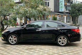 Cần bán lại xe Hyundai Sonata 2011, màu đen, xe nhập giá 445 triệu tại Lâm Đồng