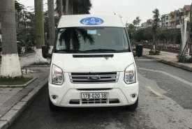 Bán xe Ford Transit 2019, màu trắng, chính chủ giá 590 triệu tại Hà Nội