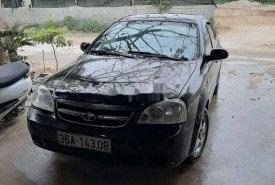 Bán ô tô Daewoo Lacetti đời 2009, màu đen xe gia đình giá 158 triệu tại Thanh Hóa