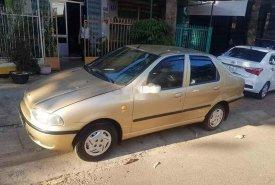 Cần bán xe Fiat Siena ELX 2002, màu vàng, giá 58tr giá 58 triệu tại Gia Lai