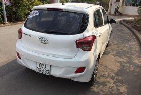 Bán ô tô Hyundai Grand i10 đời 2015, màu trắng, giá tốt giá 210 triệu tại Tp.HCM