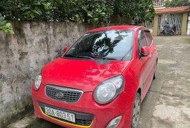 Cần bán lại xe Kia Morning sản xuất năm 2012, màu đỏ, 160 triệu giá 160 triệu tại Hà Nội