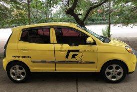 Cần bán gấp Kia Morning SLX AT đời 2011, màu vàng, nhập khẩu nguyên chiếc còn mới giá 200 triệu tại Hà Nội