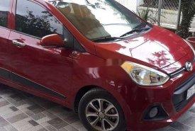Cần bán lại xe Hyundai Grand i10 năm 2016, màu đỏ, xe nhập giá cạnh tranh giá 365 triệu tại Nghệ An