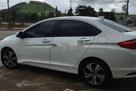 Cần bán lại xe Honda City 1.5CVT AT năm sản xuất 2017, màu trắng, nhập khẩu giá cạnh tranh giá 590 triệu tại Bình Định