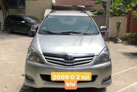Cần bán Toyota Innova G năm 2009, màu bạc chính chủ, 265tr giá 265 triệu tại Đà Nẵng