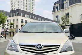Cần bán Toyota Innova năm sản xuất 2008, màu vàng xe gia đình giá cạnh tranh giá 327 triệu tại TT - Huế