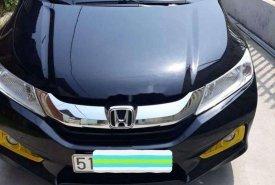 Bán Honda City sản xuất 2016, màu đen, giá tốt giá 420 triệu tại Tp.HCM