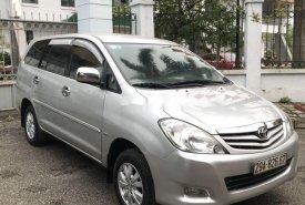 Bán ô tô Toyota Innova năm sản xuất 2009, màu bạc giá cạnh tranh giá 340 triệu tại Hà Nội