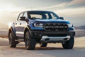Bán xe Ford Ranger Raptor đời 2020, màu xanh lam, xe nhập giá 1 tỷ 205 tr tại Tây Ninh